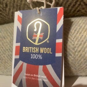 British Wool Throws